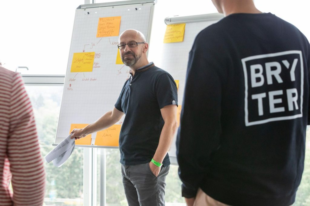 BRYTER Hackathon with Hogan Lovells