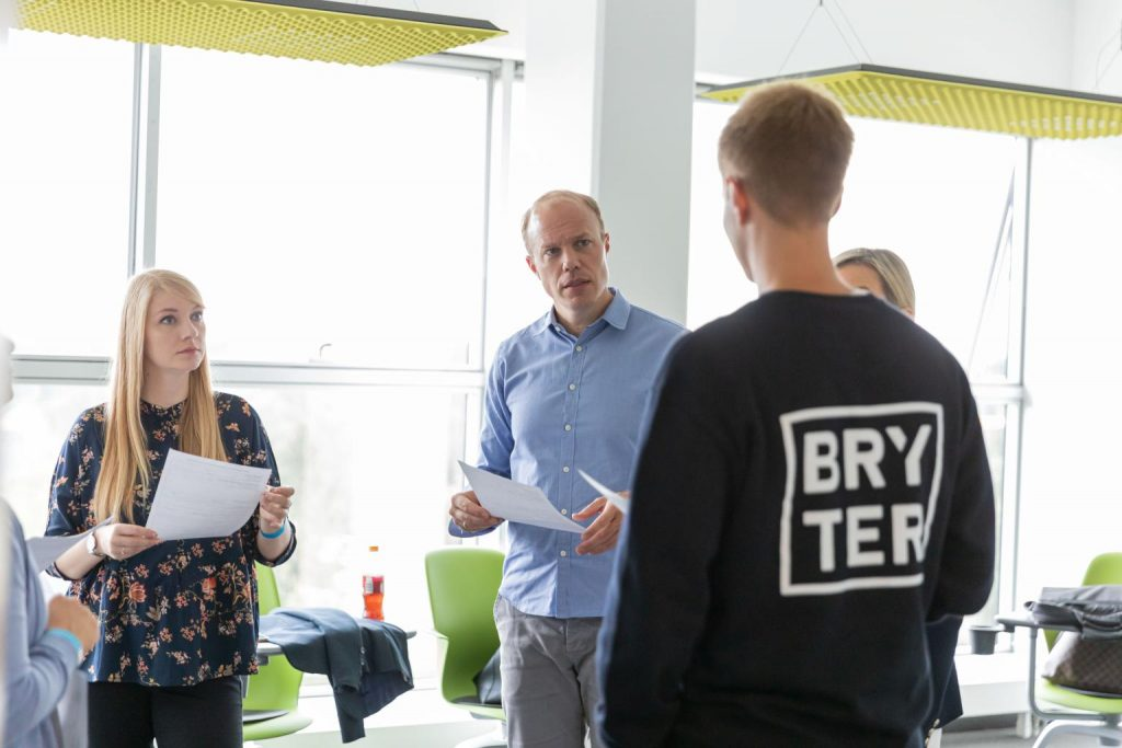 BRYTER attending the latest hackathon with Hogan Lovells
