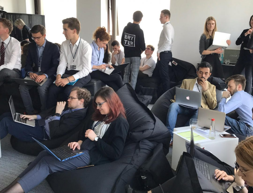 Why Hackathons are great for lawyers