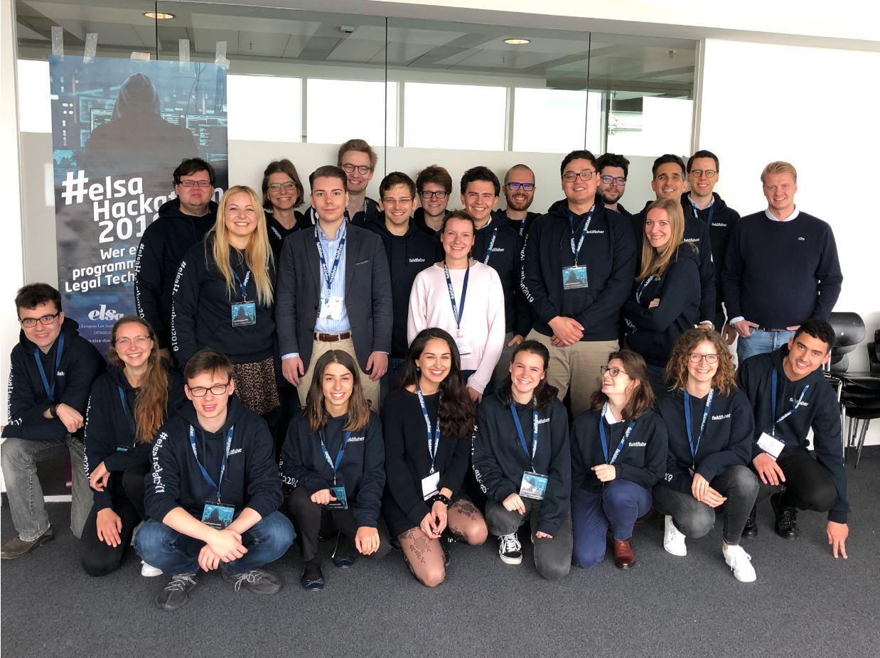 Hackathon: Streamlining legal life with BRYTER