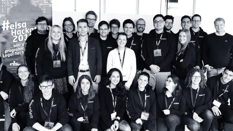 Legal Life Hackathon