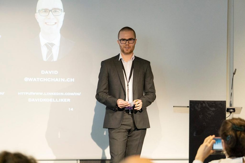 David Koelliker, University of St. Gallen student and BRYTER student analyst