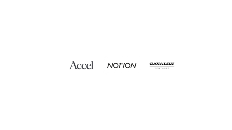 $6M investment from Accel and Notion
