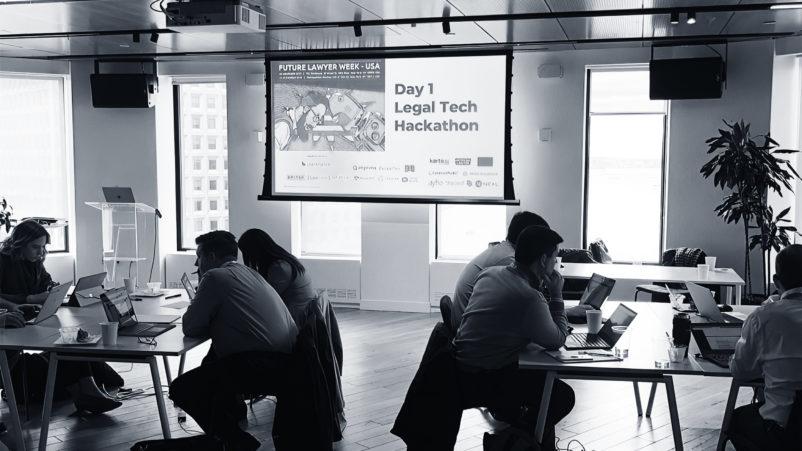 Hackathon in New York