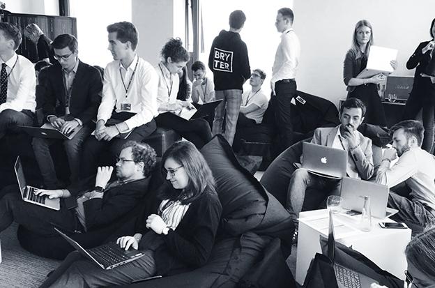 Student Hackathon at Ashurst
