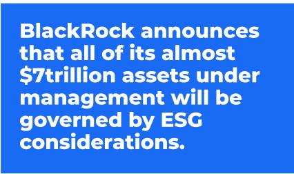 BlackRock announcement
