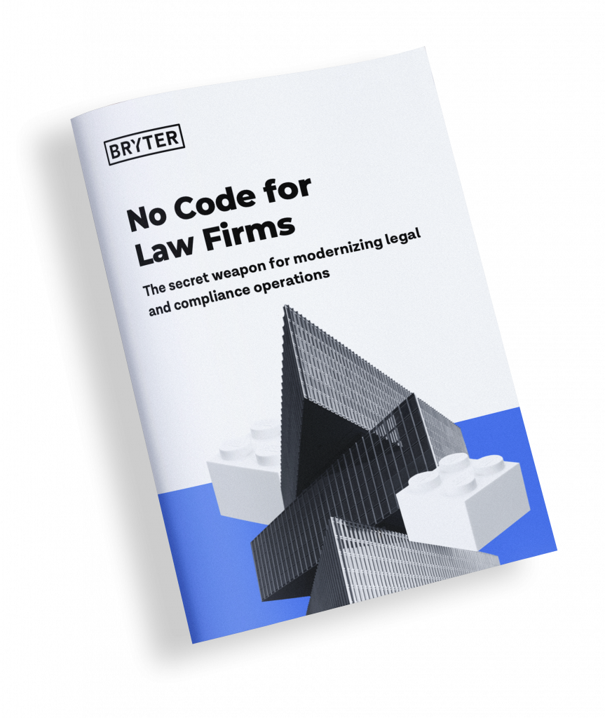 No-Code For Law Firms