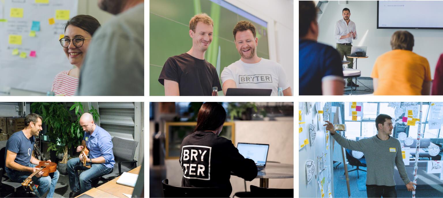 BRYTER founders