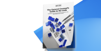 No-code for General Counsels