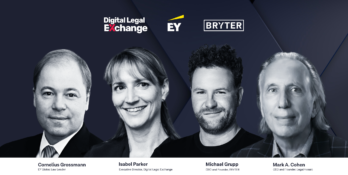 Digital Legal Exchange Panel: General Counsel Challenges